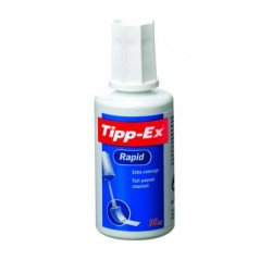Fluid corector cu burete Bic Tipp-Ex