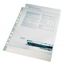 Folie protectie A4 cristal 105 microni Esselte