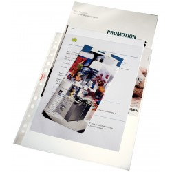 Folie protectie A4 maxi 100 microni Esselte