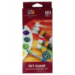 Set Guase 12/set 12ml Pigna