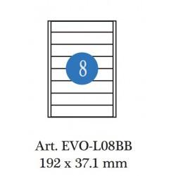 Etichete autoadezive pentru biblioraft 100 coli/top