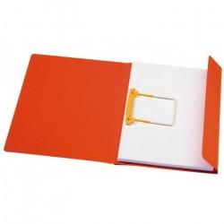 Dosar cu capse 1/1 carton alb