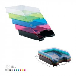 Tavita plastic pentru documente