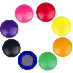 Magneti whiteboard 20mm, diferite culori