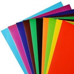 Hartie glasata A4 10 culori/set