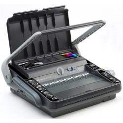 Masina de legat A4 inele din plastic si metal GBC MultiBind® C230