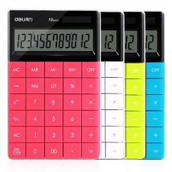 Calculator de birou 12 digits Deli 1589