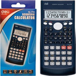 Calculator stiintific 12 digits Deli 1710
