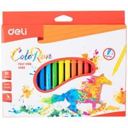 Carioca 12 culori Deli