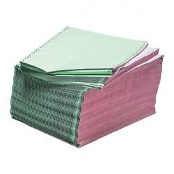 Hartie imprimanta matriceala A4 3 ex color 55g 600 coli