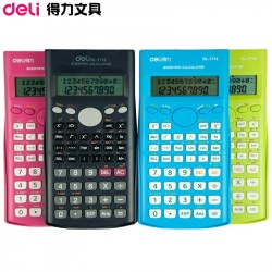 Calculator de birou stiintific 12 digits Deli 1710