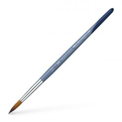Pensula Creative Studio Nr.12 varf rotund Faber-Castell
