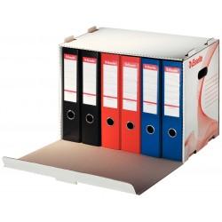 Container arhivare bibliorafturi deschidere laterala Esselte