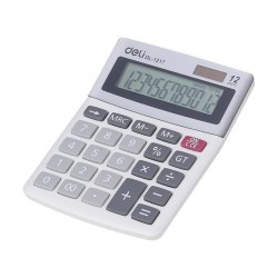Calculator de birou 12 digits Deli1217