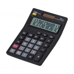 Calculator de birou 12 digits Deli 1519A