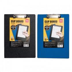 Clipboard simplu carton plastifiat A4 Deli