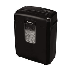 Distrugator documente 8 coli Cross-Cut Fellowes  8C