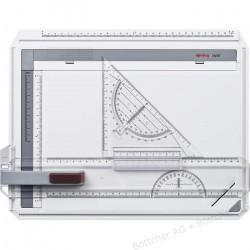 Planseta proiectare A4 Rapid Rotring