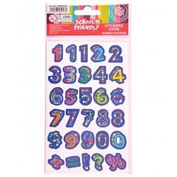Stickere cifre