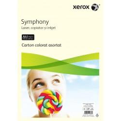 Carton A4 160g 24 coli 12 culori Xerox