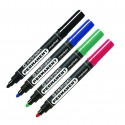 Marker permanent varf rotund 2.5mm Centropen 8566