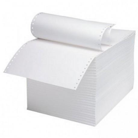 Hartie imprimanta matriceala A3 2 ex alb 55g 900 coli