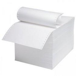 Hartie imprimanta matriceala A3 3 ex alb 55g 600 coli
