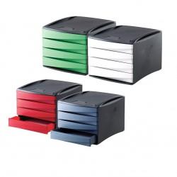 Suport de birou cu 4 sertare G2Desk Fellowes