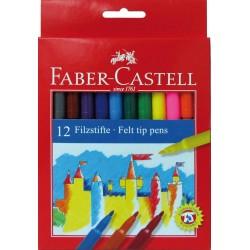 Carioca 12 culori Faber-Castell