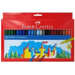 Carioca 50 culori Faber-Castell