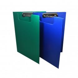 Clipboard dublu din plastic A4