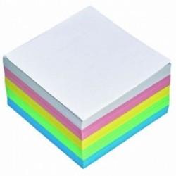 Cub hartie color 9x9cm, 500 file SKy Glory