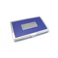 Port carti de vizita metalic