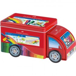 Carioca 33 culori Camion Connector Faber-Castell