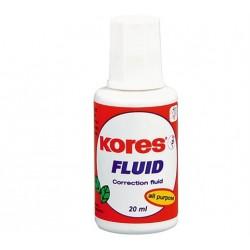 Fluid corector pe baza de solvent 20ml Kores