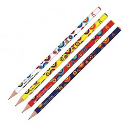 Creion Grafit HB Evil Eye Adel