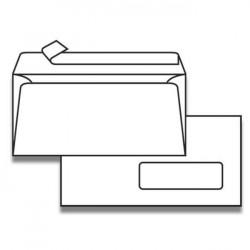 Plic DL (110x220 mm) alb siliconic fereastra dreapta