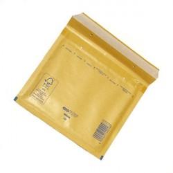 Plic antisoc CD 200x175mm kraft siliconic