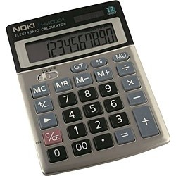 Calculator de birou 12 digits Noki HMC001