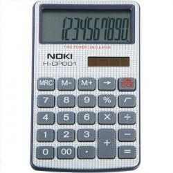 Calculator de buzunar 12 digits Noki HCP001