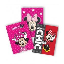 Coperti caiet A5 Policromie Minnie Mouse