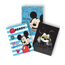 Coperti caiet A5 Mickey Mouse