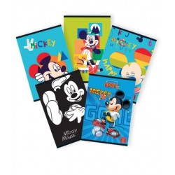 Caiet A5 24 file Tip I Mickey Mouse