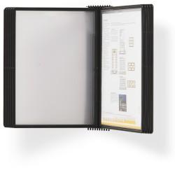 Display perete (suport pentru 10 buzunare A4), PROBECO-EasyMount