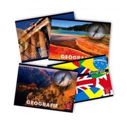 Caiet geografie 24 file Pigna Color