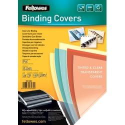 Coperti indosariere plastic A4 150 microni Fellowes