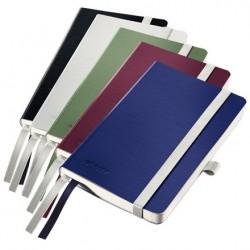 Caiet de birou A6 coperti flexibile 80 file Style Leitz