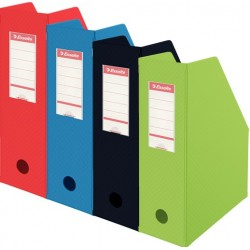 Suport documente plastic pliabil Esselte