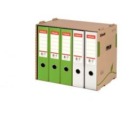 Container arhivare bibliorafturi Esselte Eco