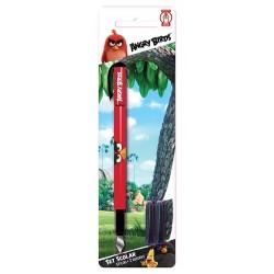 Stilou penita iridium + 2 rezerve Angry Birds